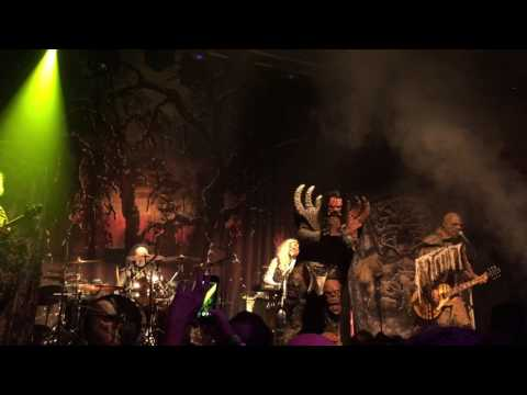 February 23 2017 Lordi (full live concert) [Stage 48, New York City]