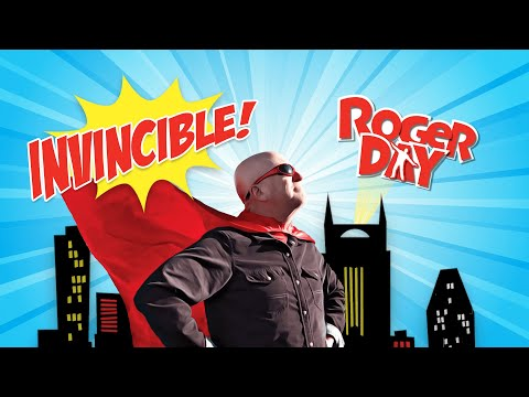 Roger Day -  Invincible! (Official Music Video)