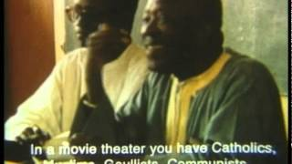Sembene The Making Of African Cinema
