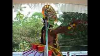 Ottan Thullal, Part - 1, Iranikulam Thiruvathira Maholsavam 2012