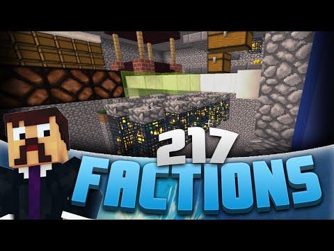Minecraft Factions #217 - Easy Claimed Raid! (Minecraft Raiding)