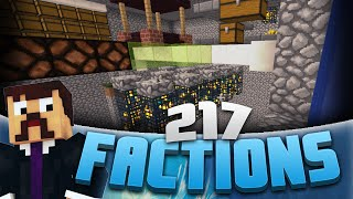 Minecraft Factions #217 - Easy Claimed Raid! (Minecraft Raiding)