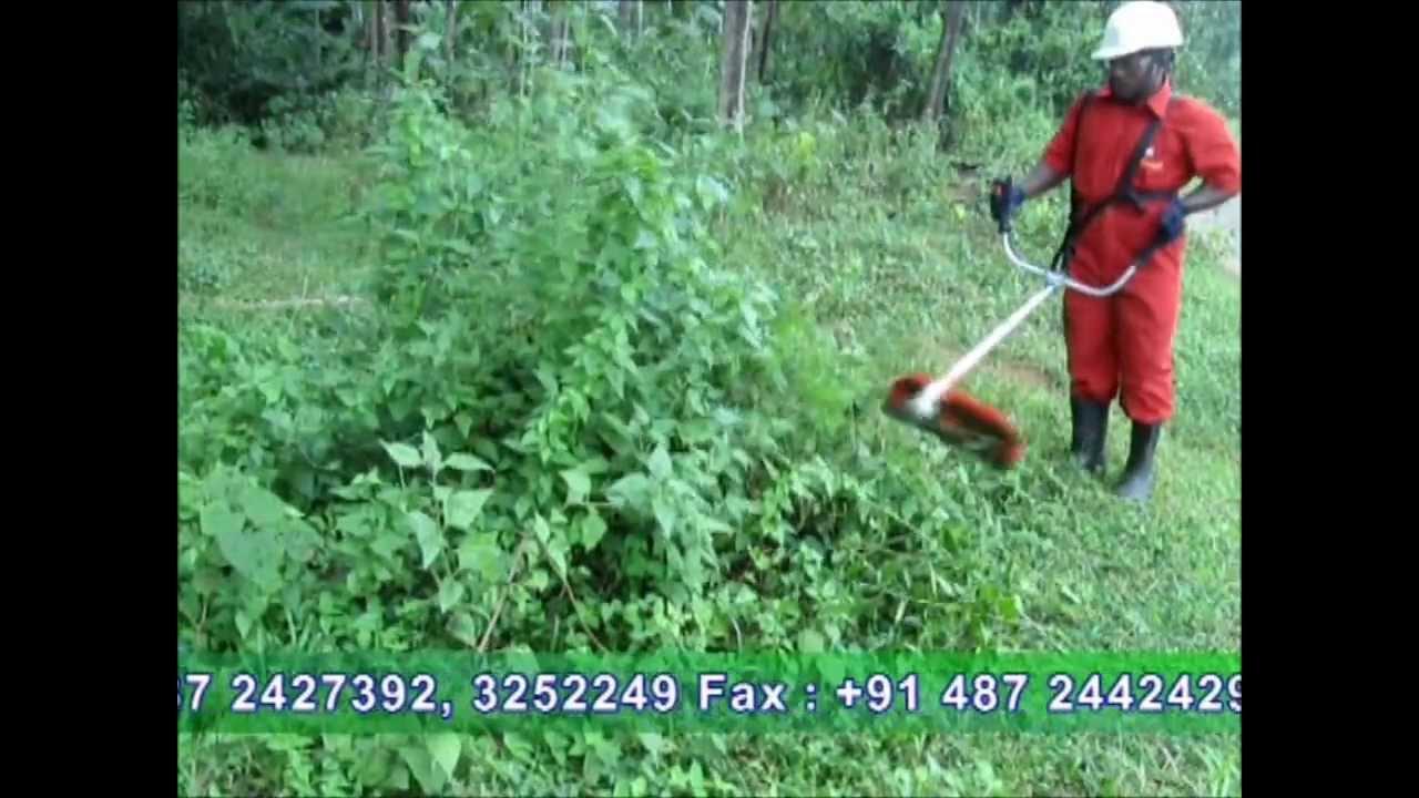 grass cutting machine bosch