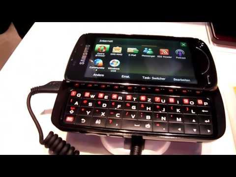 Samsung Omnia Pro B7610