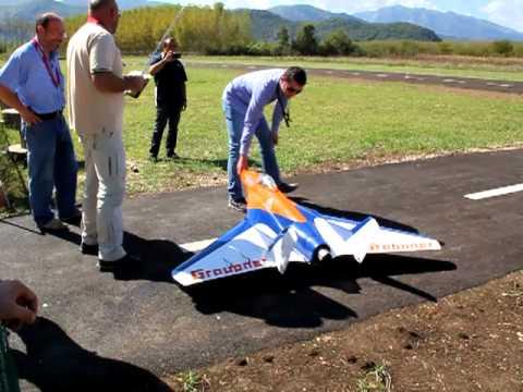 Jet a Turbina rc Modellismo campo Panaccioni