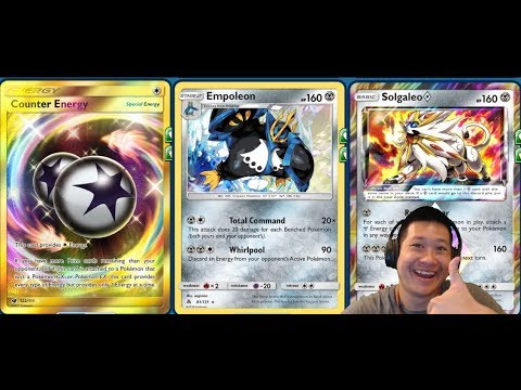 Metal EMPOLEON DECK Is Stronger Than It's Water Version