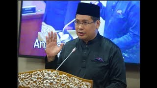 Yamani Hafez finally takes oath of office as Sipitang MP