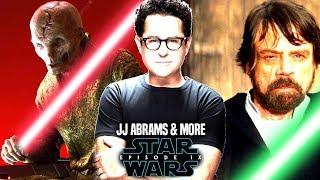 Star Wars! JJ Abrams Changing Episode 9 From Backlash & More! (Star Wars News)