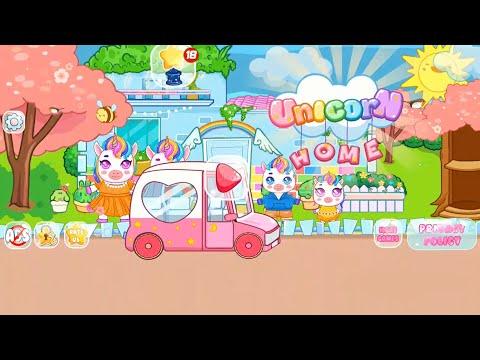 Mini Town: Unicorn in PC - Download for Windows