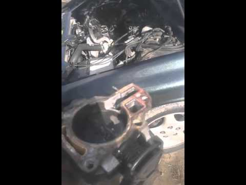 Oldsmobile intrigue 3.5 engine over heating repair