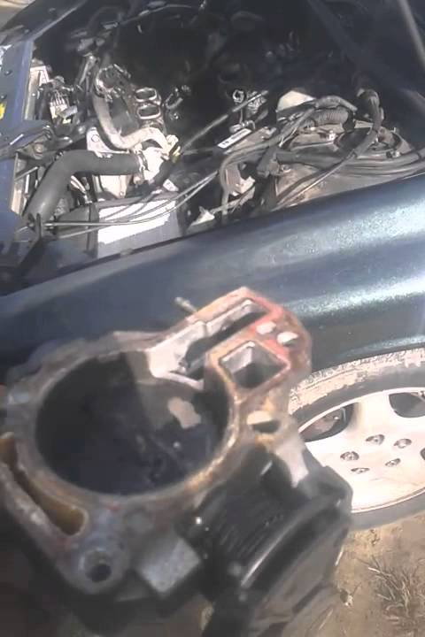 oldsmobile intrigue 3 5 engine over heating repair