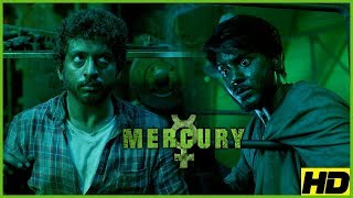 Prabhu Deva Best Scene | Mercury Movie Scenes | Sananth realise Prabhu Deva ghost is blind | Deepak