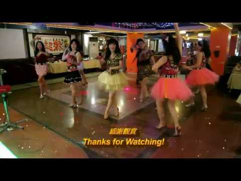 7 Year Heartache Line Dance(By Frederick Fung)