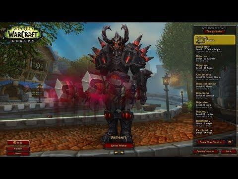 "Bajheera - ""UNLEASH THE DEEPS!"" (970 iLvl Fury Warrior) - WoW Legion 7.3.5 Warrior PvP"