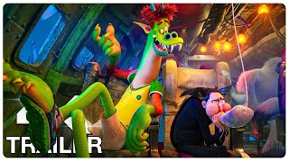 TOP UPCOMING ANIMATED KIDS & FAMILY MOVIES 2021/2022 (Trailers)