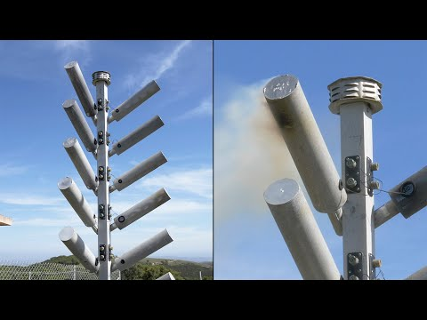 Weather modification tech: How cloud seeding increases rainfall