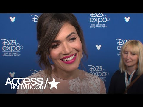 D23: Mandy Moore On Her 'Tangled' Character Making A Cameo In 'Wreck It Ralph 2' | Access Hollywood