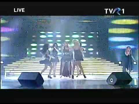 Eurovision 2009 Romania × Elena Gheorghe - The Balkan Girls × ESC 2009 FINAL!!!