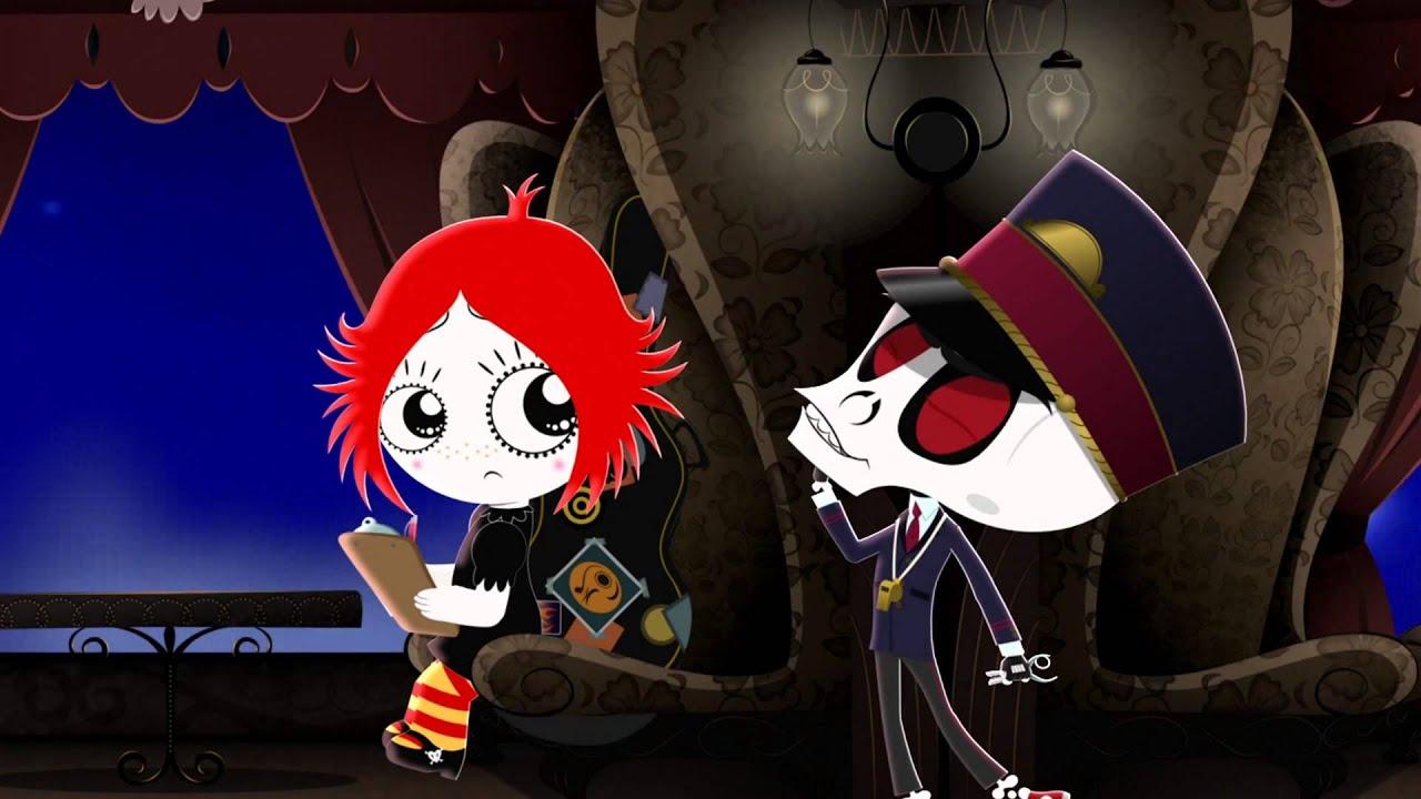 Ruby Gloom 2x19 Last Train To Gloomsville Pt 1 Youtube