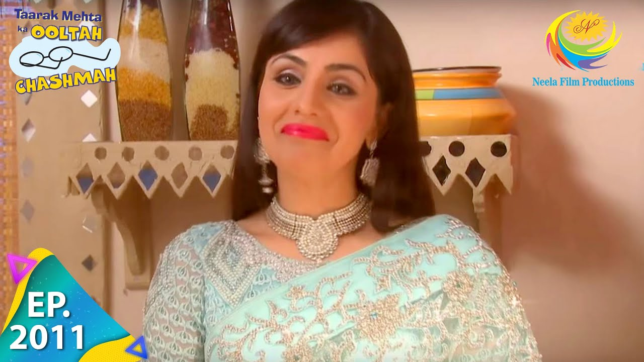 Download Taarak Mehta Ka Ooltah Chashmah - Episode 2011 - Full Episode