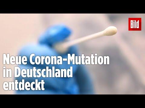 Jetzt auch in Deutschland: Neue Corona-Mutation in Krankenhaus entdeckt