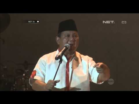Reaksi Prabowo Jelang Hasil Sidang MK - NET24