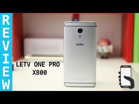 LETV ONE PRO X800 Review ITA