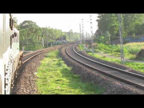 [HD]: ~:NORTH FRONTIER Railfanning:~ BWN WDM 3A The Hard Chugger with TEESTA TORSA Express