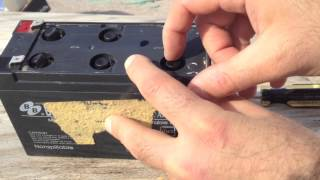 Sealed Lead Acid Battery Recovery thumbnail
