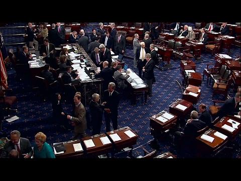 LIVE STREAM: Senate Floor Debate DEMS Protest Donald Trump's EPA Pick Scott Pruitt Hearing Vote