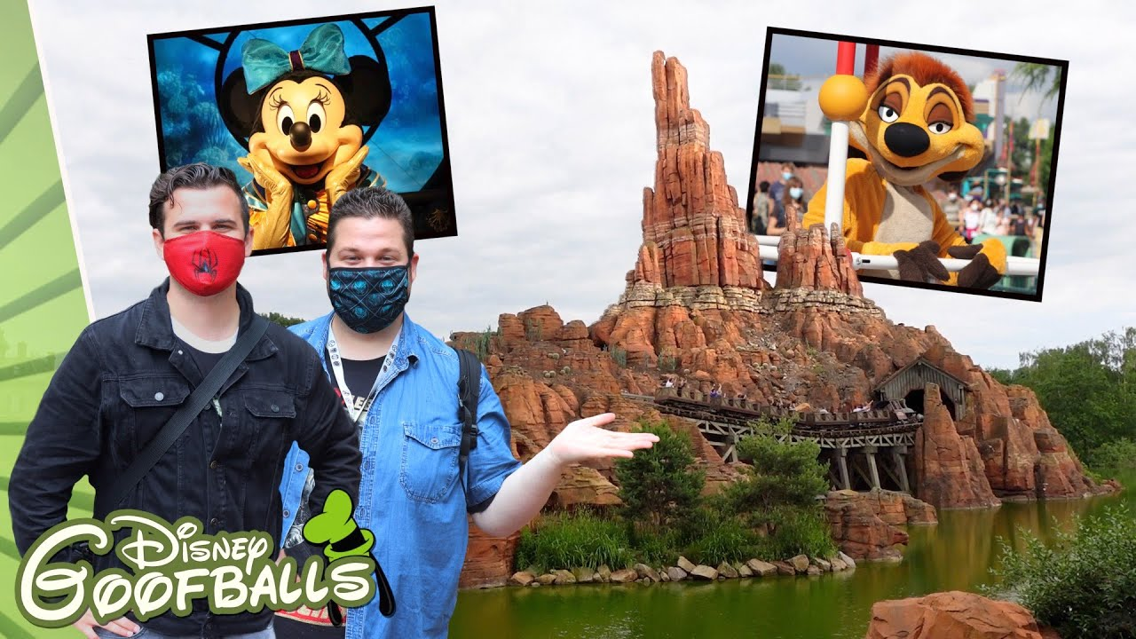 Download A Goofballs Day At Disneyland Paris 2021! New Jungle Cavalcade, Rides Marathon & More! ✨