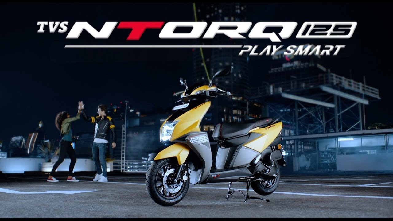 TVS NTORQ 125 | Play Smart