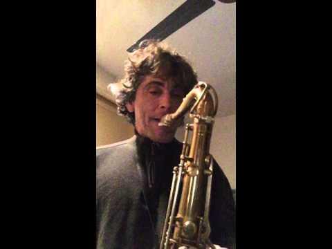 Danny Abdelnour Tenor saxophone
