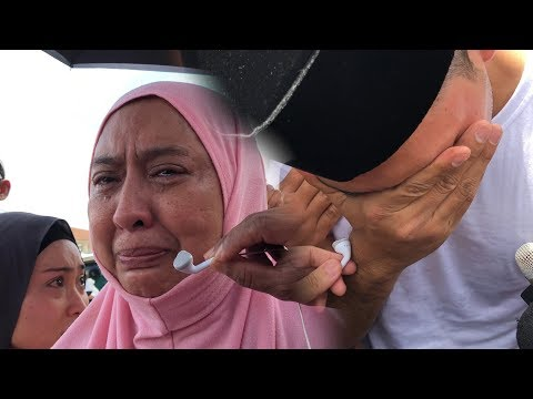 """Saleem sempat bergurau dan cuba lawan sakit"" - Isteri"
