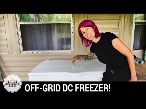 Is This The Ultimate Off Grid Deep Freezer?