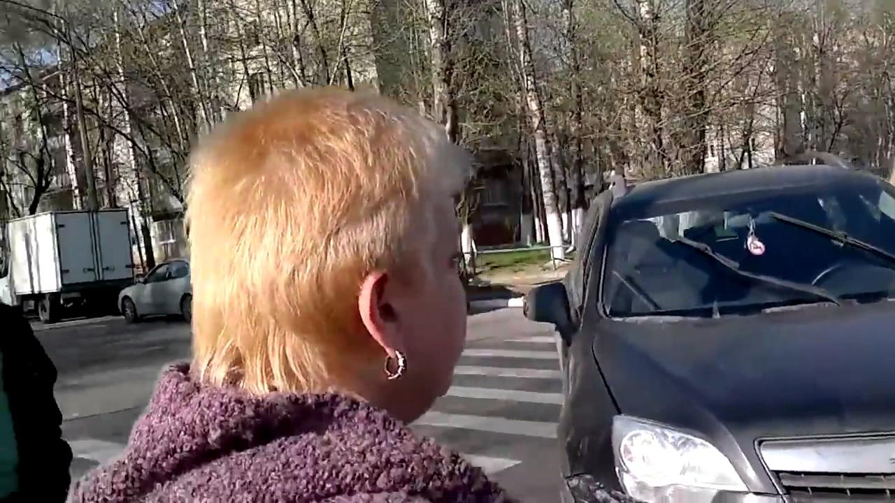 Тупая Дура Устроила Разнос На Дороге | AVTOBAN