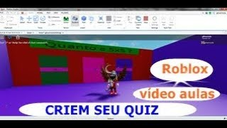 Video How to do a Quiz on Roblox     Episode 3