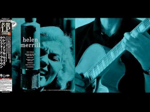 BLUE GUITAR -- Helen Merrill, 1956.