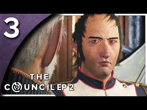 Let's Play The Council Episode 2 Part 3 - Interrogations  [Hide and Seek PC Gameplay]