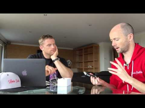 Unboxing The iPhone 6 With Jamie Heaslip - The Lovin Dublin Show Episode 7