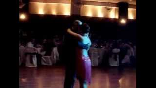 Andreea si Cornel - Freestyle Tango, Bachata, Salsa