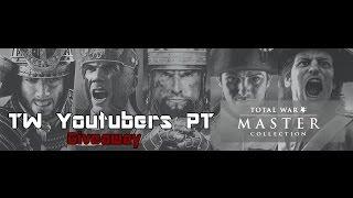 Vem jogar Total War conosco!! | TW Master Collection giveaway