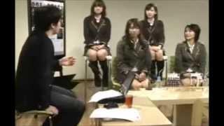 AKB48初期の出演。ライブトーク 大島麻衣、大島優子、篠田麻里子、小嶋...