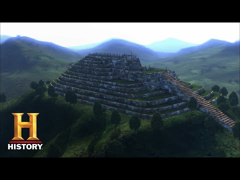 Ancient Aliens: Indonesia's Lost Pyramids (Season 9) | History