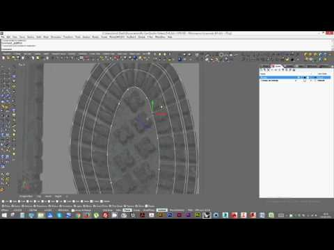 TUTORIAL RHINOCEROS 3D (4.1 SUELA DE ZAPATO)