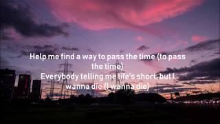 lil peep - the brightside (lyrics)