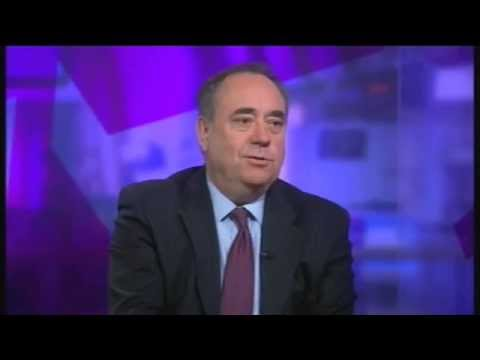 Alex Salmond interview, Channel 4 News, 13th May 2015