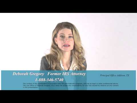 Tax Attorney in Houston | Looking for a Houston Tax Attorney?