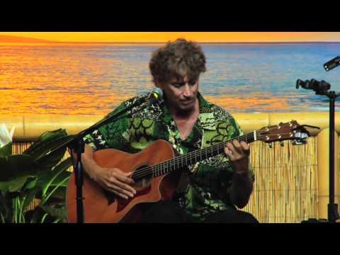 """Kohala No"" @SlackKeyShow Kimo West instrumental Hawaiian slack key guitar"