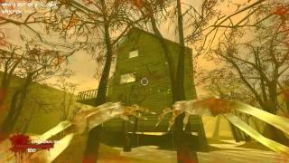 Gmod Zombie Survival Mr.Green (Playing as Zombie)